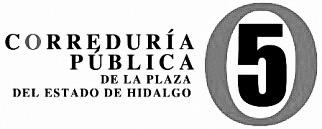 Correduría Pública 5